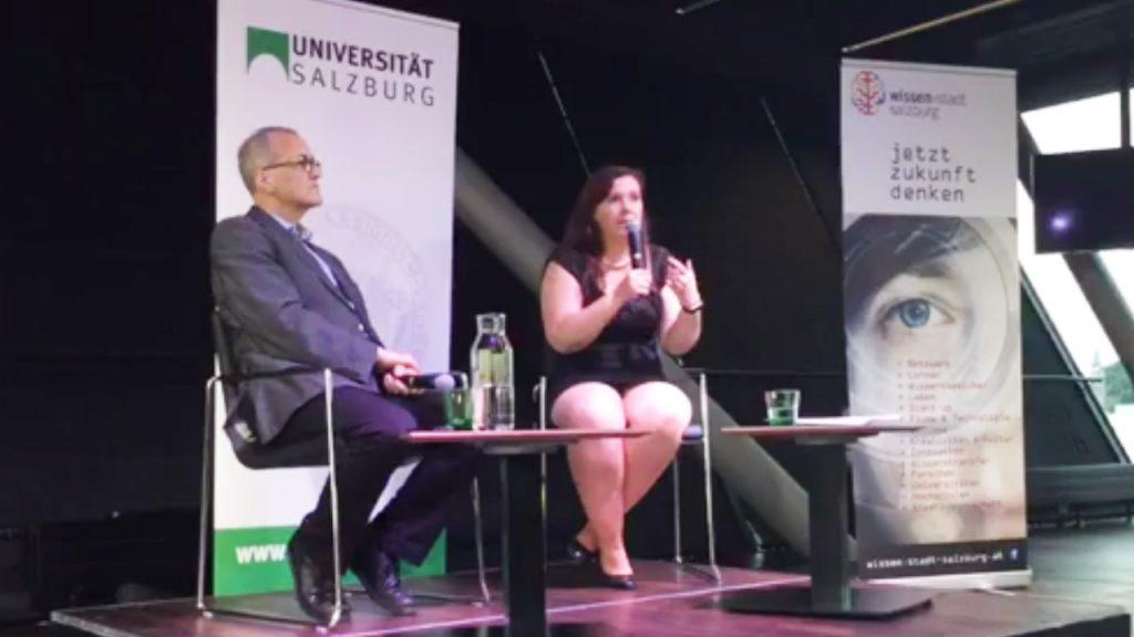 Wege in eine europäische Zukunft. Juristin und Politologin Doris Wydra im Talk